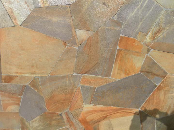 Iber piedra naturstone sl - Piedra pizarra oxidada ...
